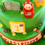 Teletubbies - Sweet Cheeks Custom Cake